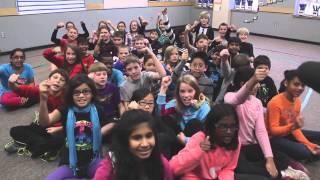 Cactus Ranch Elementary 5th Grade Joe McDermott video