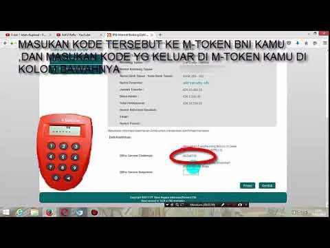 Cara Transfer Uang Antar Bank Di Internet Banking BNI
