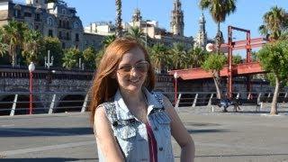 VLOG: Я покажу вам город BARCELONA