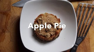 gluten free apple pie cookie recipe