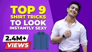 Instantly Look Sexier in a T-shirt -  9 INSANE TShirt Hacks | BeerBiceps Men's Fashion