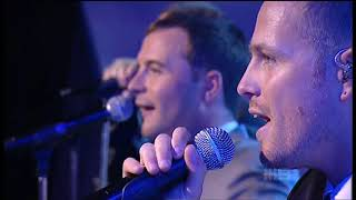 Westlife   Something Right 50th Annual TV Week Logie Awards 2008 05 04