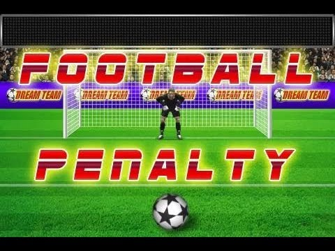 Video of Football Penalty