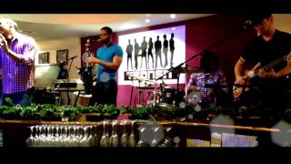 """ Home for the Holidays "" (Cover Brian McKnight) By TransiT Band el-live Productions"