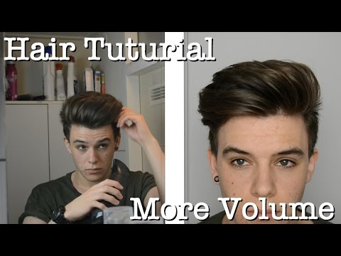 HOW TO GET MORE VOLUME! | HAIR TUTORIAL