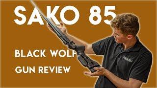 TGS | Sako 85 Black Wolf Review