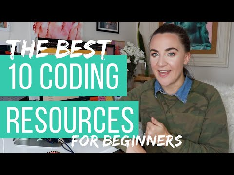 10 CODING SITES FOR BEGINNERS (free & paid) Learn How to Code