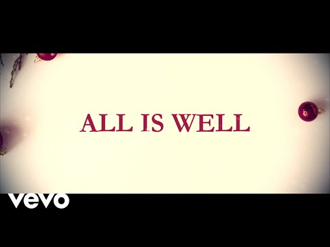 All Is Well <br>Lyric Video [Feat. Michael W. Smith]<br><font color='#ED1C24'>JORDAN SMITH</font>