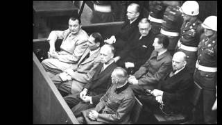 World War II - Nuremberg Trials