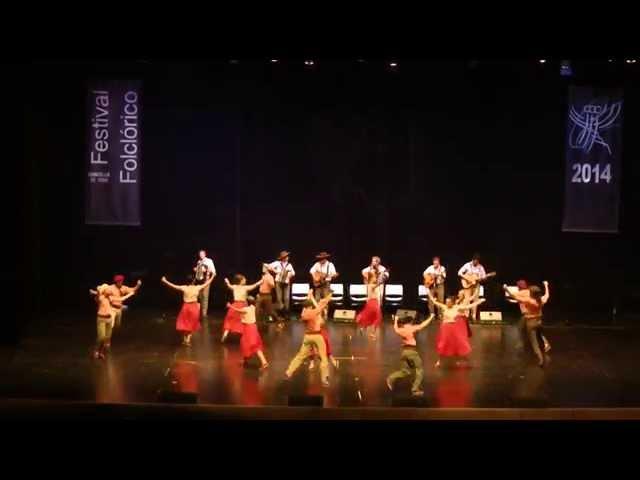 Uruguayan folk dance: Ranchera & Polca