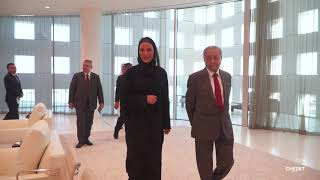 Official Visit to Doha, Qatar (11-14 Dec 2019)