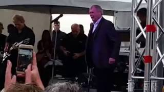 John Farnham Live Rottnest  2017 Reasons & Hearts on Fire (WA)