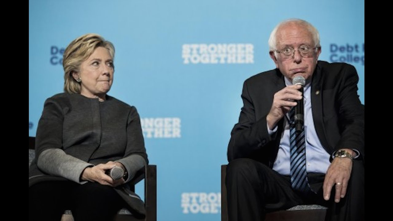 Bernie Plans To Fight Against Hillary's Corporatist Cabinet Picks thumbnail