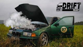 Kamarád mi NABOURAL auto   DRIFT PROJECT #9