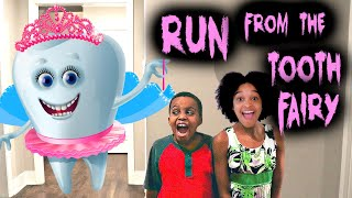 TOOTH FAIRY vs Shiloh and Shasha - Onyx Kids