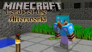 Minecraft | Lords of the Afterworld | #10 TREE FARM