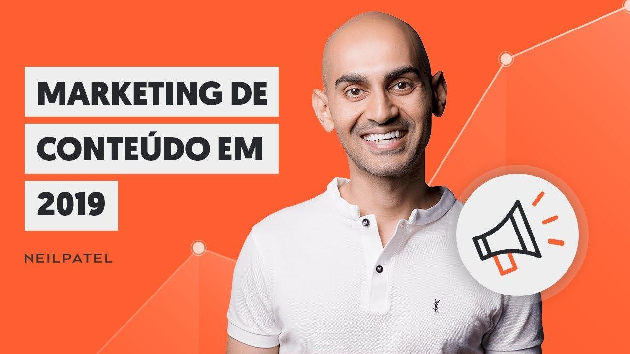 Como Será Marketing de Conteúdo em 2019