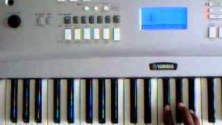 John Legend Piano Lesson - Another Again