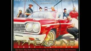 Scottie 15 Andre Nickatina (Dre Dog) [ 17 Reasons ] ((HQ))