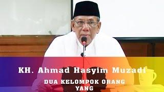 KH Ahmad Hasyim Muzadi  Dua Kelompok Orang Yang Melakukan Kesalahan