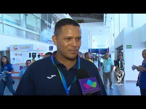 Deportistas guatemaltecos llegaron a Nicaragua para participar en Juegos CA