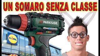 Avvitatori parkside lidl free video search site findclip for Trapano avvitatore parkside 20v recensioni