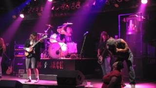 AC/DC tribute band-Big Jack, Stiff upper lip and What do you do for money