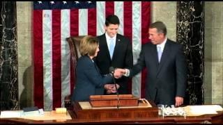 Republican Ryan Is Elected US House Speaker