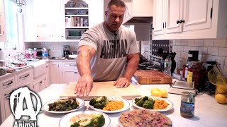 """""""No Limit"""" With IFBB Pro Bodybuilder Evan Centopani: Food Shopping & Prep Without A Budget"""