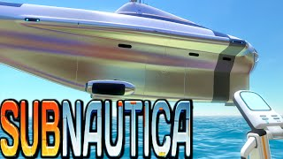 Subnautica | CYCLOPS Update, Finding Gold | Subnautica Early Access Gameplay Playthrough Part 3