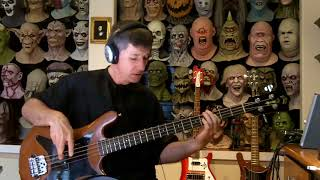 The Real Me Bass Cover