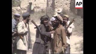 AFGHANISTAN: KABUL: TALIBAN ISLAMIC REBELS SEIZE CONTROL OF CAPITAL
