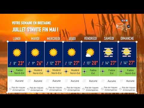 Illustration de l'actualité Votre semaine en Bretagne : juillet s'invite fin mai