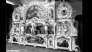Wedding Of The Painted Doll ~ Gavioli 87 Key De Troubadour