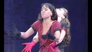 Alessandra Maestrini e Soraya Ravenle - O Meu Amor - Ópera do Malandro