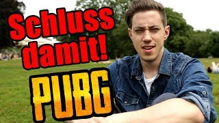 Schluss mit PUBG!