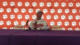 Clemson Baseball || Lee, Davidson, Hall, Askew - 3/10/19