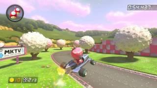 N64 Royal Raceway - 1:51.601 - エル (Mario Kart 8 World Record)