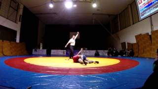 preview picture of video '75Kg LL Rashid Madijev - Daniel Surikow'