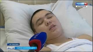 Попавшие в тяжелые аварии астраханцы получат эффективную медпомощь