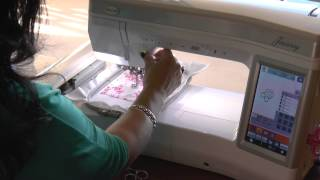 The Applique Tutorial: Applique On Your Embroidery Machine: Applique Corner