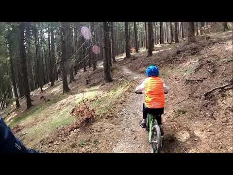 Trail Rampušák Singletrack Zdobnice 2021