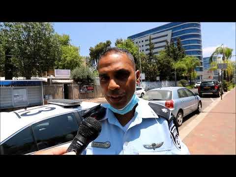 מבצע אכיפה בבקעת אונו של משטרת מסובים