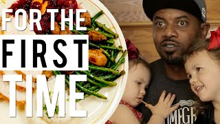 Celebrating Thanksgiving Dinner With A White Family 'For The First Time'