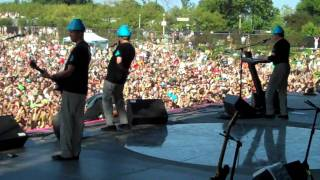 DEVO - Whip It - Lollapalooza Chicago 2010
