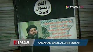 Buku Tulis Bersampul Pemimpin ISIS Ditemukan di Rumah Syawaluddin