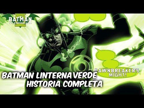 BATMAN METAL: EL BATMAN OSCURO LINTERNA VERDE
