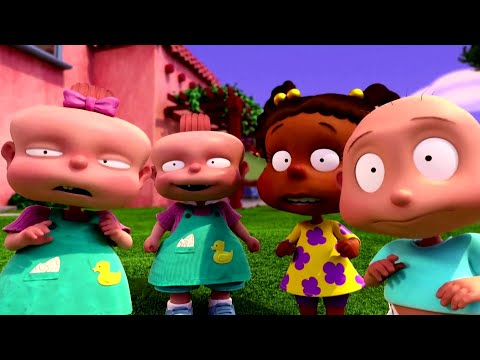 'Rugrats' cause havoc with smart tech in TV reboot