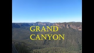 Grand Canyon Walking Track, Sydney