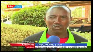 Kenyan team's coach says he is confident the team will represent the country well in this years IAAF